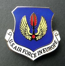 US AIR FORCES IN EUROPE LAPEL PIN BADGE USAF AIR FORCE 1.5 INCHES