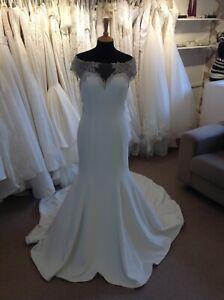 Wedding Dress by Justin Alexander Style 8878