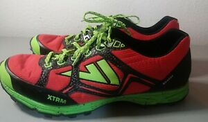VJ Shoes XTRM size 14 US Fitlock w/ rockplate Trainer Trail Running Shoes Hiking