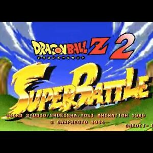 Used Dragon Ball Z 2 Super Battle P.C.Board Arcade from Japan