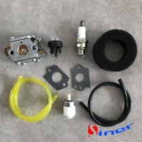 Carburetor & Air filter Ryobi 410r 280r 700r 704r 705r 720r 725r 767r 768R 775r
