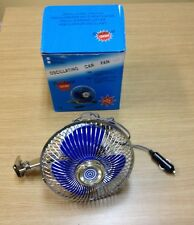 """6""""OSCILLATING COOLING FAN 60 METAL SPOKES CAGE GOOD FOR CAR,TRUCK,BOAT"""