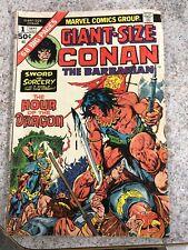 Giant-Size Conan #1, Vg