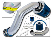 BCP BLUE 02-06 RSX Base 2.0L L4 Short Ram Air Intake Induction Kit + Filter
