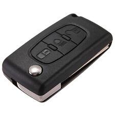 5x(3 Tasti cover guscio chiave telecomando for citroen C2 C3 C4 C5 C6 xsara pic