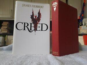 JAMES HERBERT CREED 1ST/2nd  U.K HB  VGC