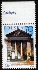 La Polonia mnh 2000 il centesimo anniversario della zacheta GALLERIA NAZIONALE DI ARTE