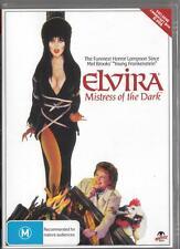 ELVIRA MISTRESS OF THE DARK - NEW & SEALED R4 DVD FREE LOCAL POST