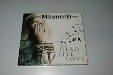 MENDEED - The Dead Live By Love / Digipak