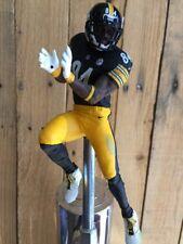 Pittsburgh Steelers Tap Handle Antonio Brown Beer Keg Nfl Football Black Jersey