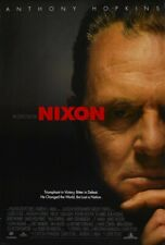 "35mm THEATRICAL TRAILER - ""NIXON"" GREEN BAND - FLAT/MONO NEW (1995) OLIVER STONE"