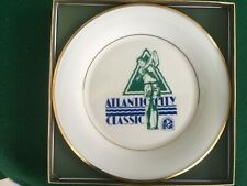 Rare !1989 Lpga Atlantic City Golf Classic Pro Am Golf Tournament Plate Lenox