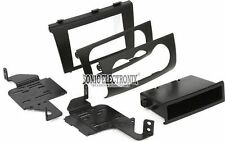Scosche NN1642B Single/Double DIN Install Dash Kit for 2007-12 Nissan Altima