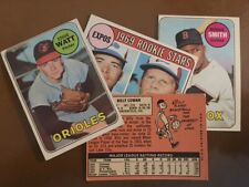 1969 Topps Baseball Singles -  Pick What You Need -- High Numbers