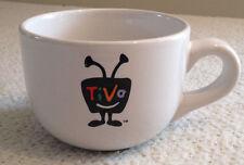 TiVo Coffee Mug Ceramic Wide Mouth Advertising