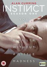 Instinct: Season 1 (Box Set) [DVD]