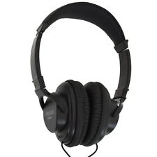 Soundlab Digital Quality Lightweight Padded Over Ear Hi-Fi Stereo DJ Headphones
