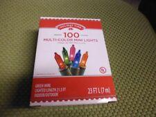 Multicolor 100 Mini Lights