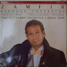 ZAMFIR: Baroque Concertos-SEALED1987LP DIGITAL DUTCH IMP TELEMANN/ALBINONI/BACH+