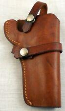 "Smith & Wesson Blazer Leather Holster Model 21 44 Sporting Revolver 2-4"" Barrel"