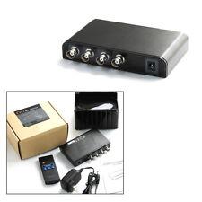 LKV631 3G-SDI HD-SDI SDI Broadcast Switcher Selector Switch Controller NTSC PAL