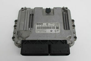 Motorsteuergerät ECU HONDA 0281012131 AE050408050377 EDC16C7-7.21 im AUSTAUSCH