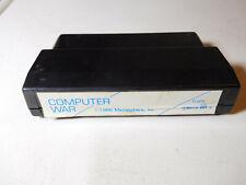 TI-99 Computer War - Texas Instruments cartridge  - WORKS