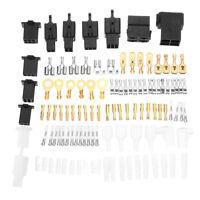 Wiring Harness Connector Plug Bullet Set For Yamaha XT125 XT350 XT500