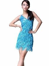 Latin Dance Dress