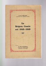 Curli reggimento fanteria LA BRIGATA CASALE NEL 1848-49
