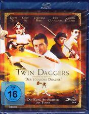 Blu-ray - Twin Daggers - Der tödliche Drache - NEU/OVP - FSK 16