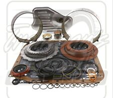 Fits Ford 4r70w Transmission Raybestos Performance Red Deluxe Rebuild Kit 96 03 Fits Mustang Gt