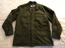 Old Navy Men's Olive Green M65 Style Field Jacket Barn Coat (Size L) (NC8)