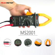 Mastech Ms2001f Digital Clamp Meter 312 Bit Ac Digital Clamp Diode Testr