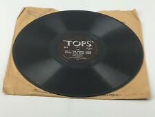 May the Good Lord Bless Keep You & Change In Me: Bob Sandy - Tops 78 RPM Record