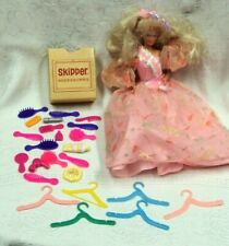 Lot 1990 Mattel Barbie Happy Birthday Doll ~ Comb Brush & Other Msc Accessories