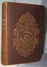Bibliotetheque Merveille Merveilles Celestes 1865 Camille Flammarion Astronomie
