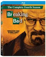 Breaking Bad: Season Four Blu-Ray (2013) Bryan Cranston cert 18 3 discs