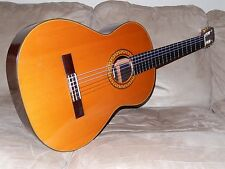 HAND MADE IN JAPAN 1976 RYOJI MATSUOKA M20 GREAT RAMIREZ STYLE CLASSICAL GUITAR