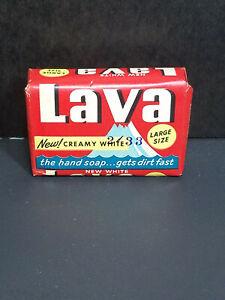 Vintage Lava Soap Large Size Bar - NOS/NIP Unopened Wrapper