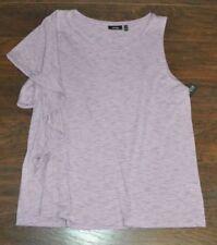 Maglie e camicie da donna, taglia comoda asimmetrici in poliestere
