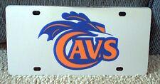 University Of Virginia Cavaliers Uva Edelstahl Vanity Kennzeichen
