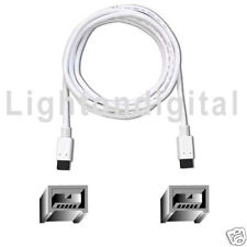 CAVO FIREWIRE 800 9-9 pin iMac Macbook Pro HD 1,8mt