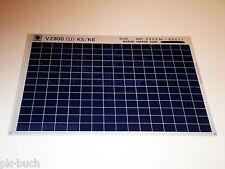Microfiche Catalogo Ricambi Suzuki Vz 800 Stand 07/2005