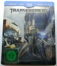 Transformers 3 Dark of the Moon - Limited Blu-Ray+DVD Steelbook Edition NEU NEW