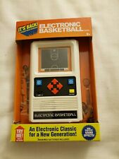 The Original Game Sensation Electronic Basketball Classic Handheld Game New
