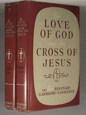 THE LOVE OF GOD AND THE CROSS OF JESUS by Reginald Garrigou-Lagrange Vol. 1 & 2