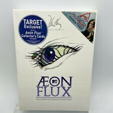 Aeon Flux: The Complete Animated Collection plus 4 Collector's Card New