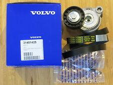 Original Volvo XC60 / V60 / V70 / XC70 Keilriemen-Satz Diesel  ET-NR: 31401425
