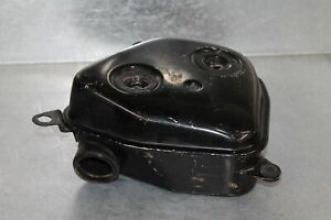 Vintage Used OEM 1976 Honda CB360 CB 360 Black Airbox Air Box Cleaner Cover